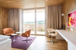 Deluxe Doppelzimmer Hotel Säntispark