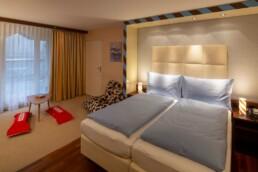Schoggi Zimmer Hotel Säntispark