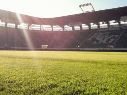 kybunpark Fussballstadion